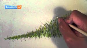 how to draw grass colored pencils youtube