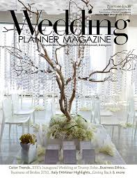 wedding planner magazine wedding planner magazine the publication for wedding planners