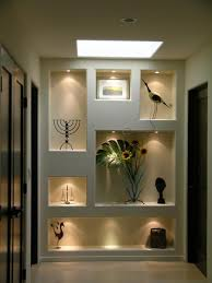 Wall Niches Design Tips  Ideas - Wall niches designs