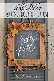 Fall Decorating Projects - charming diy projects you can easily use as fall decorations for