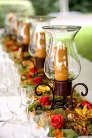 Fall Wedding Centerpieces Fall Decorating Ideas On Pinterest Glass And Gourds Fall