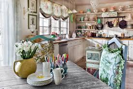 shabby chic kitchen furniture shabby chic kitchen houzz