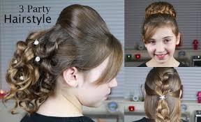 easy party hairstyles for medium length hair 3 party hairstyles indian wedding hairstyles youtube