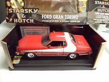 Ford Gran Torino Starsky And Hutch Starsky U0026 Hutch Ford Gran Torino Car Diecast 1 18 Scale Joyride Ebay