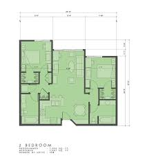 find the right home at shores the two bedroom plans shores