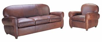 Designer Leather Sofa by Leather Art Deco Style 3 Piece Leather Sofa Set Club Furniture