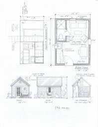 House Plans For Small Cabins Governors Cottage From Our Small House Plans Series Electricity