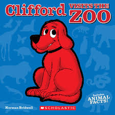 clifford halloween book clifford visits the zoo norman bridwell 9780545668965 amazon