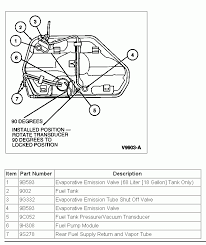 hyundai accent gas tank size gas tank capacity page 3 taurus car of america ford