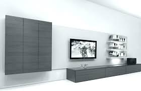 Tv Wall Cabinet by Articles With Hanging Tv On Wall Without Studs Tag Hanging Tv On