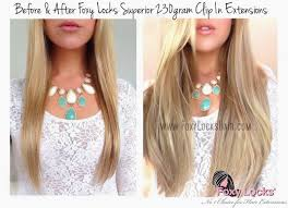 foxy locks hair extensions imogen foxy locks foxy locks extensions in depth look quality