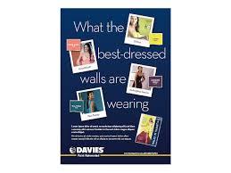davies paints u2013 walls in fashion big idea brand marketing