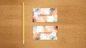 70 free psd business card mockups for great deals free psd