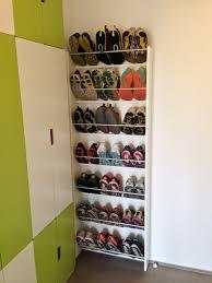 diy running shoe rack
