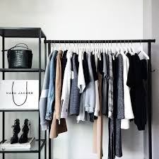 Room Wardrobe by Open Closet Ideas For Small Spaces