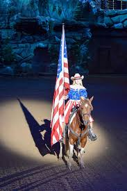 Horse With American Flag See What Is New At Dixie Stampede Dinner And Show In Pigeon Forge