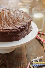 yellow cake with chocolate frosting tasty seasons