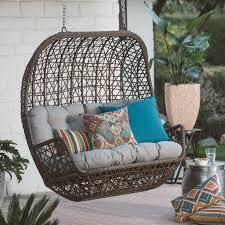 Hayneedle Patio Furniture Porch Swings Outdoor Patio Swings Hayneedle