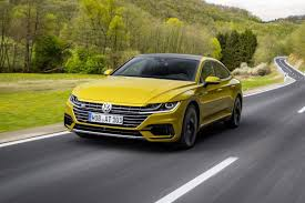 volkswagen arteon rear volkswagen arteon 2017 car review honest john