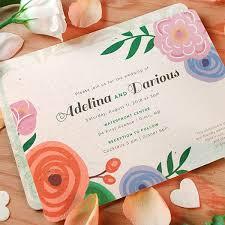 Wedding Invitation Companies 3 Custom Eco Friendly Wedding Invitation Companies Tara Lynn Bridal