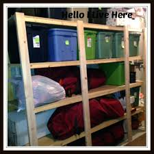 Ideas For Unfinished Basement Basement Storage Ideas Shelving Organizing For Unfinished Shelving