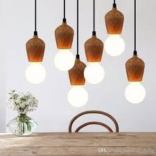 Pendant Light Cord Modern Oak Wood Pendant Lights Vintage Cord Pendant L Hanging