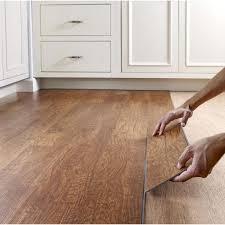vinyl plank flooring at home depot trafficmaster 5 4564 in