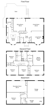 colonial home floor plans center colonial floor plan best 25 center colonial