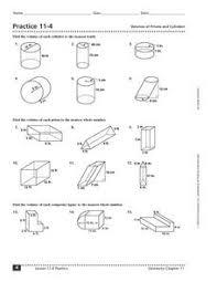 volume of prism worksheet worksheets releaseboard free printable