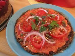 cuisine crue et vivante la pizza crue la santé par l alimentation vivante vegan