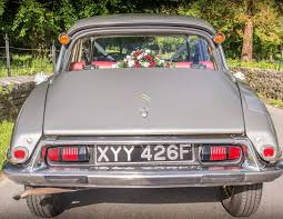 Vintage Citroen Ds Hire Wedding Cars Wales
