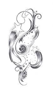 star tattoo for shannon by farfallaloduca on deviantart