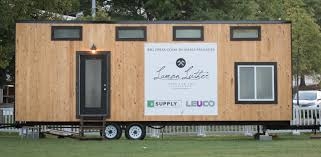 tiny house movement takes over ponce city market talk of the town