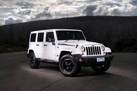 jeep rubicon white 2017 2017 jeep wrangler sahara winter edition images car images