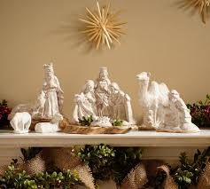 home interiors nativity set 44 best is born nativity sets images on
