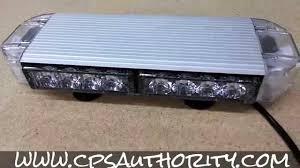 led emergency light bars cheap new mini light bar cps authority emergency led warning lights