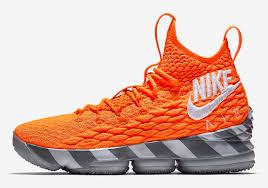 Jual Nike nike lebron 15 pe keluaran baru ala kotak sepatu klasik nike