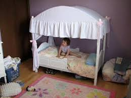 canopy toddler bed frame modern wall sconces and bed ideas