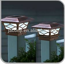 solar powered fence post lights fence post solar light wholesale solar light suppliers alibaba