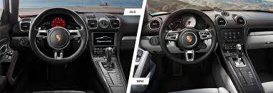 Porsche Cayman Interior New Turbocharged Porsche 718 Cayman Launched Carwow