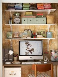 Home Office Decorating Ideas Pictures Enchanting 30 Small Home Office Organization Decorating Design Of