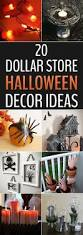 Halloween Cheap Decorating Ideas Best 25 Dollar Store Halloween Ideas On Pinterest Diy Halloween