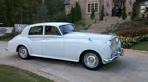bentley limo 1956 white bentley s 1 vintage limousine gallery vintage wedding