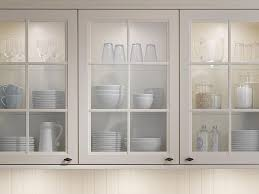Frosted Glass Kitchen Doors by Kitchen Custom Glass Cabinet Doors Seeded For Door Cabinets