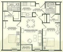 2 bedroom 2 bathroom house plans u2013 house design ideas