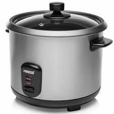 de cuisine cuiseur princess cuiseur à riz de cuisine 1 8 l 700 w gris cuiseur vapeur