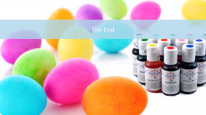 how to dye color easter eggs using food coloring and vinegar youtube