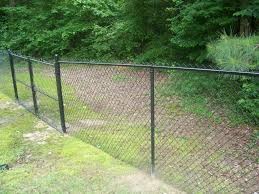 how to install a chain link fence on uneven ground family health