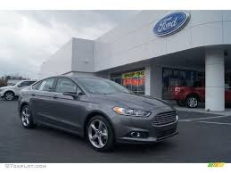 2013 ford fusion titanium ecoboost 2013 sterling gray metallic ford fusion se 2 0 ecoboost 74572609