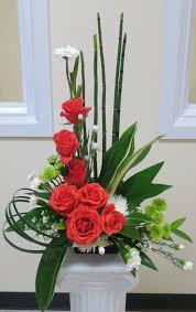 church flowers pinteres